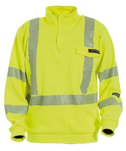 Hi-Vis Sweater FR/AS