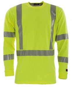 HI-VIS T-SHIRT FR/AS LM