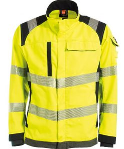 VLAMVERTRAGEND HI-VIS SOFTSHELL